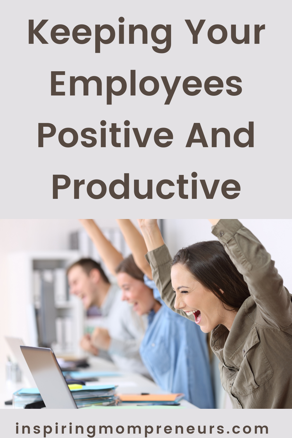 Keeping employees positive and productive doesn't have to cost more money. These twelve ideas will help you keep your staff happy without raising salaries.