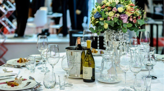 Decor Tips for a Corporate Party