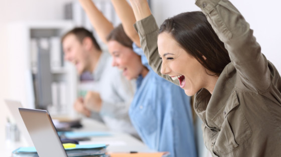 Keeping Employees Positive And Productive